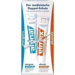 ARONAL/ELMEX Doppelschutz Zahnpasta Preisvergleich