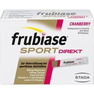FRUBIASE SPORT DIREKT Granulat Preisvergleich