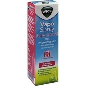 WICK Vapospray zur Nasenspülung für Kind Preisvergleich