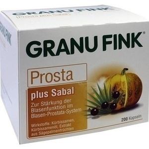 Granu FINK Prosta plus Sabal Hartkapseln Preisvergleich