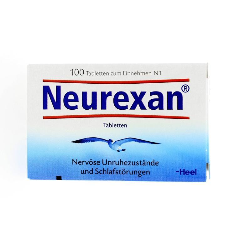 Zoom Neurexan  Tabletten