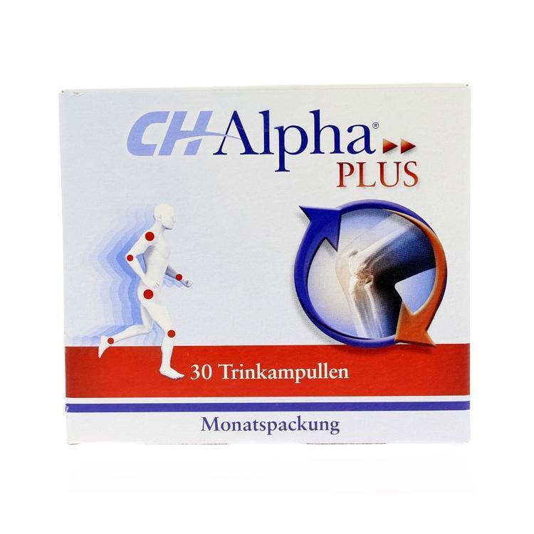 Zoom Ch-alpha Plus  Trinkampullen