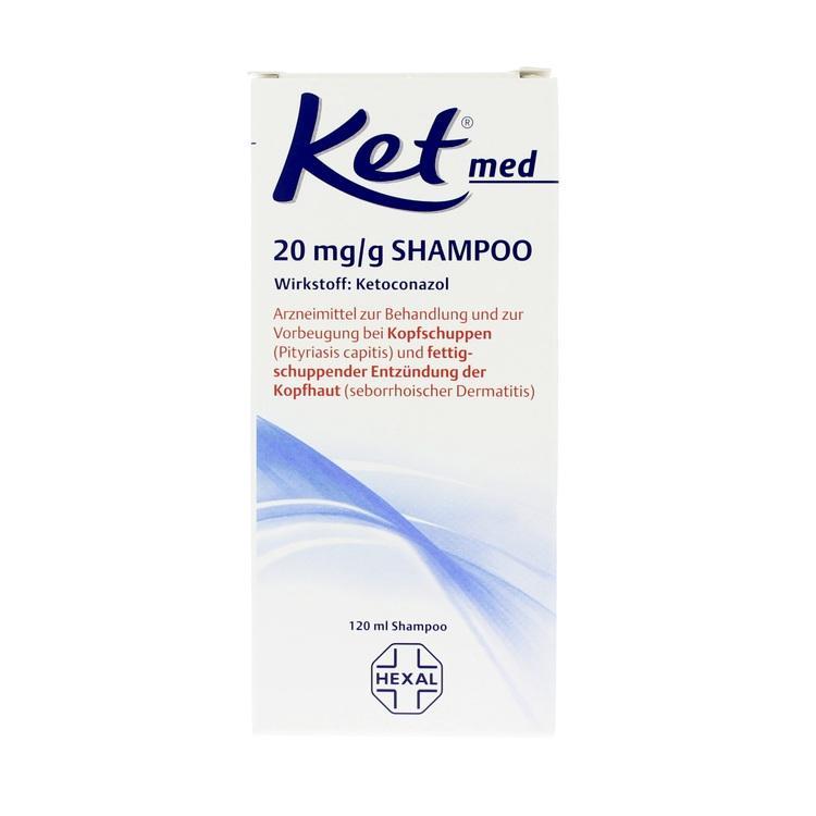 Zoom Ket Med 20mg/g Shampoo