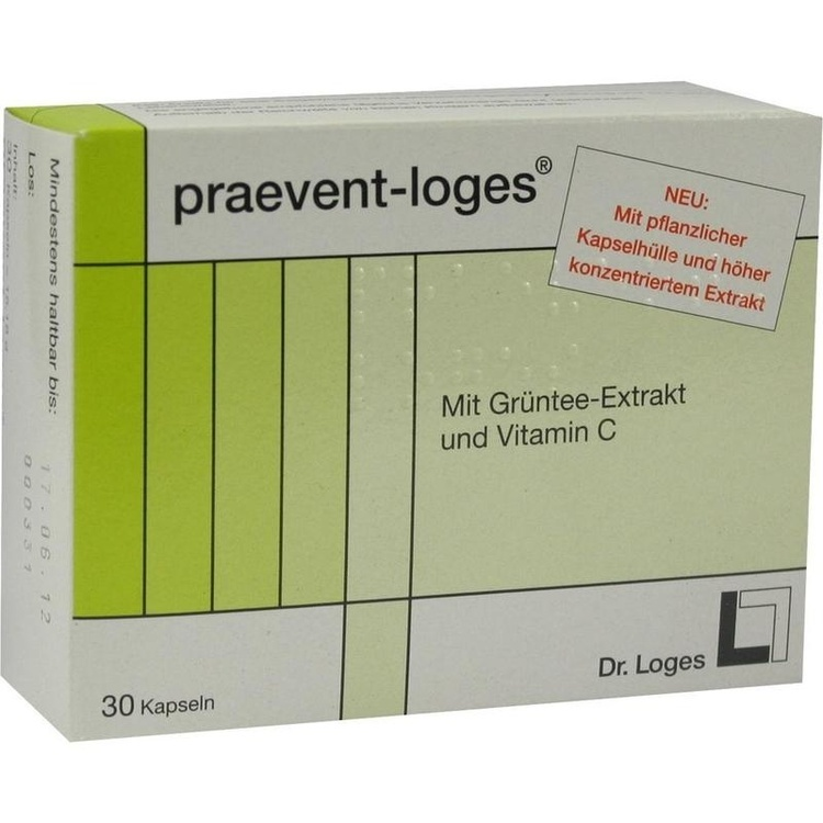 Zoom Praevent-loges  Kapseln