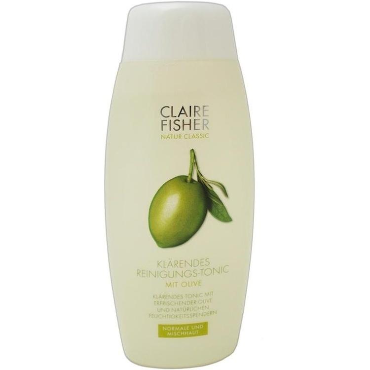 Zoom Claire Fisher Natur Classic Olive Reinigungs-tonic Tonikum