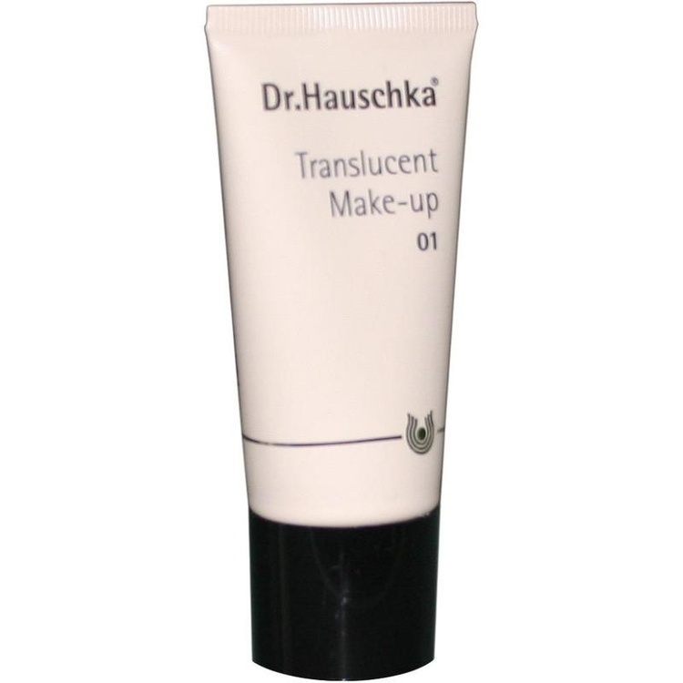 Zoom Dr.hauschka Translucent Make Up 01 Hell-sand Tube Creme