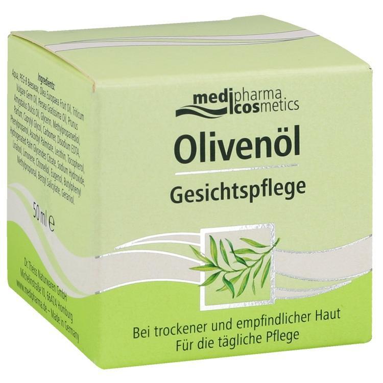 Zoom Olivenöl Gesichtspflege  Creme