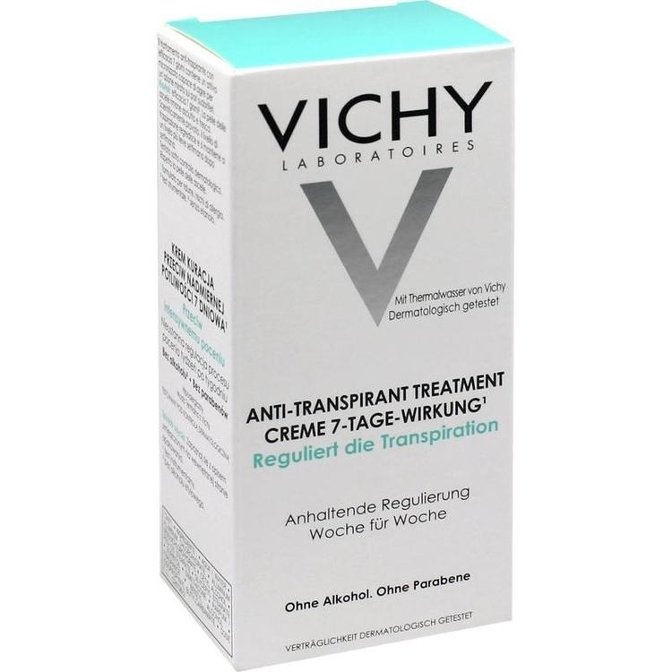 Zoom Vichy Deo-Creme Anti-Transpirant