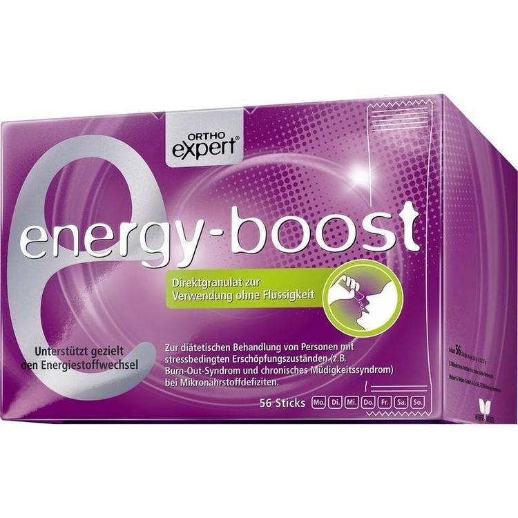 Zoom Energy-boost Orthoexpert  Granulat