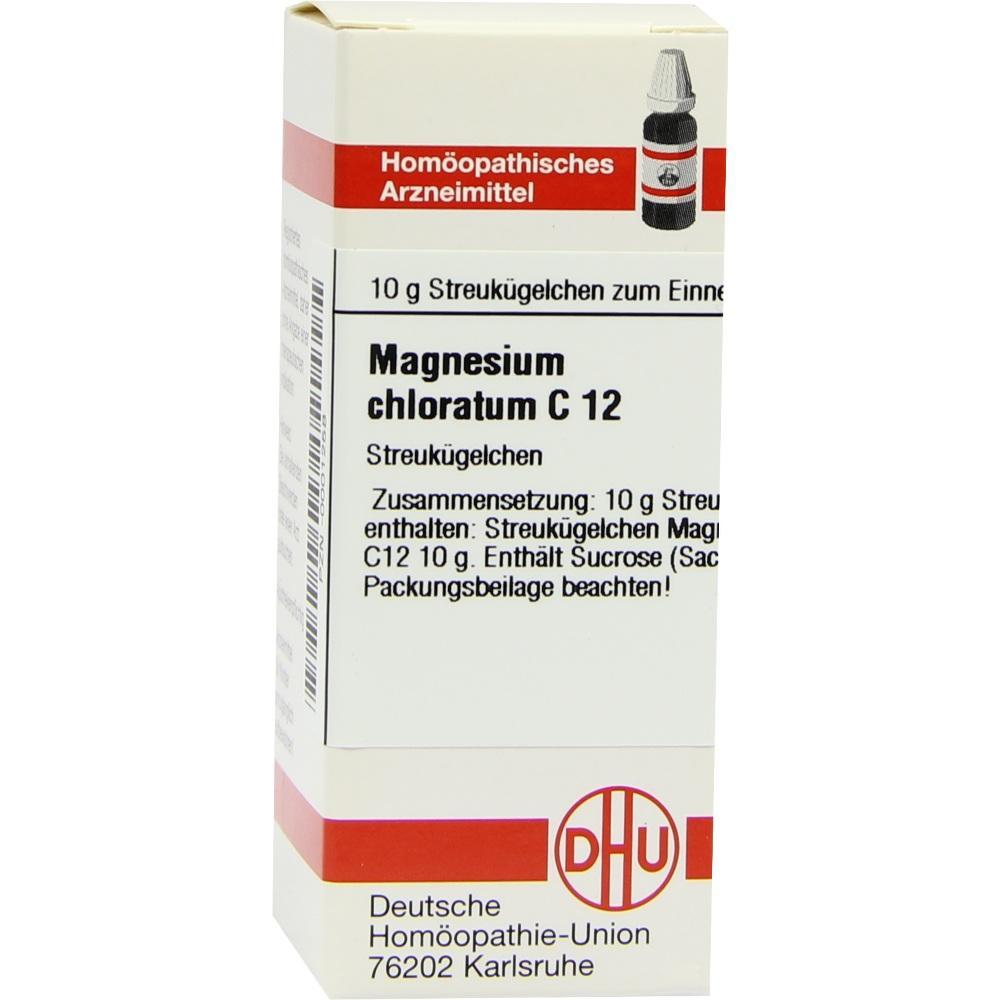 00001258, MAGNESIUM CHLORATUM C12, 10 G
