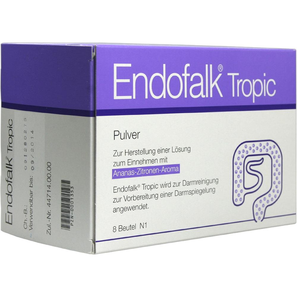 00001353, Endofalk Tropic Btl., 8 ST