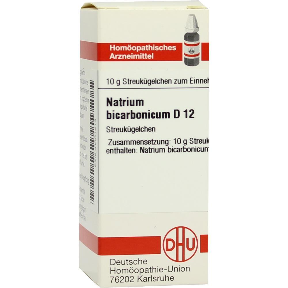 00001413, NATRIUM BICARBONICUM D12, 10 G