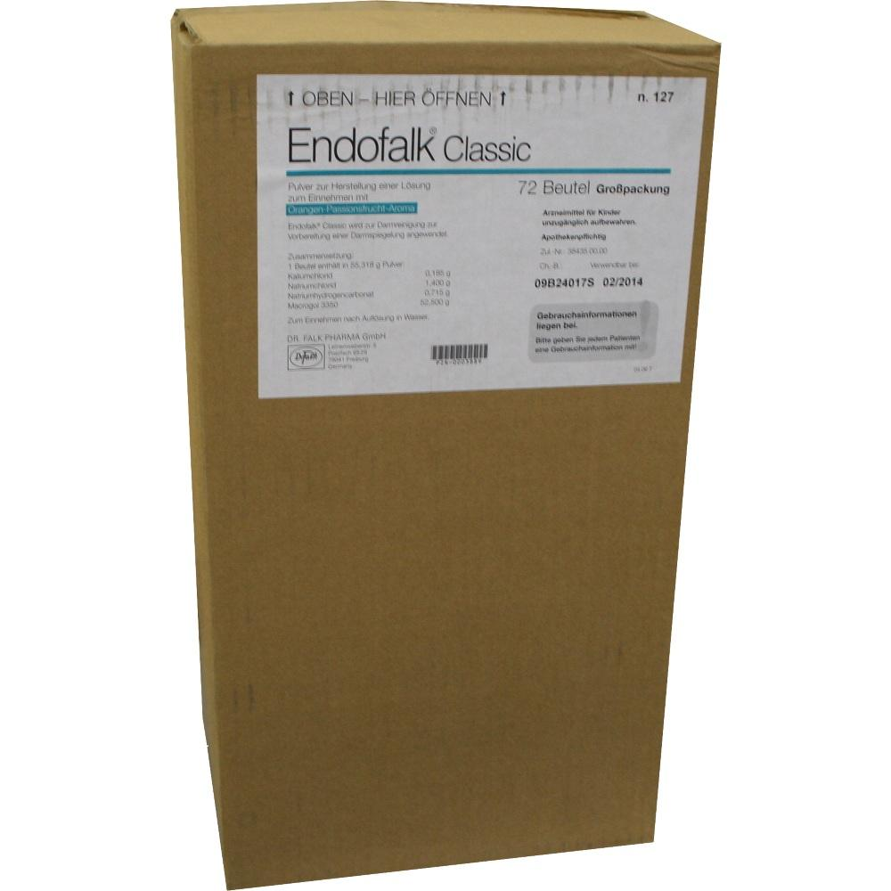 00003889, Endofalk Classic Btl., 72 ST