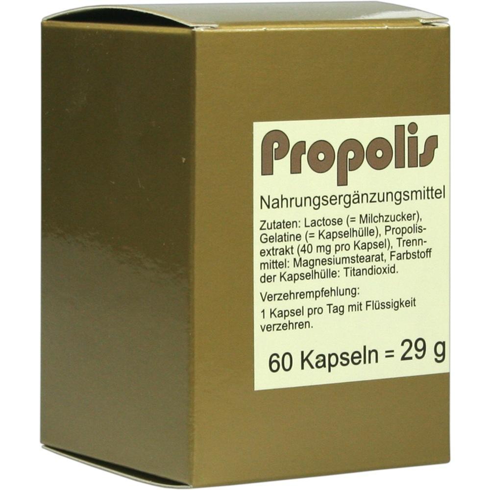 00004831, Propolis, 60 ST