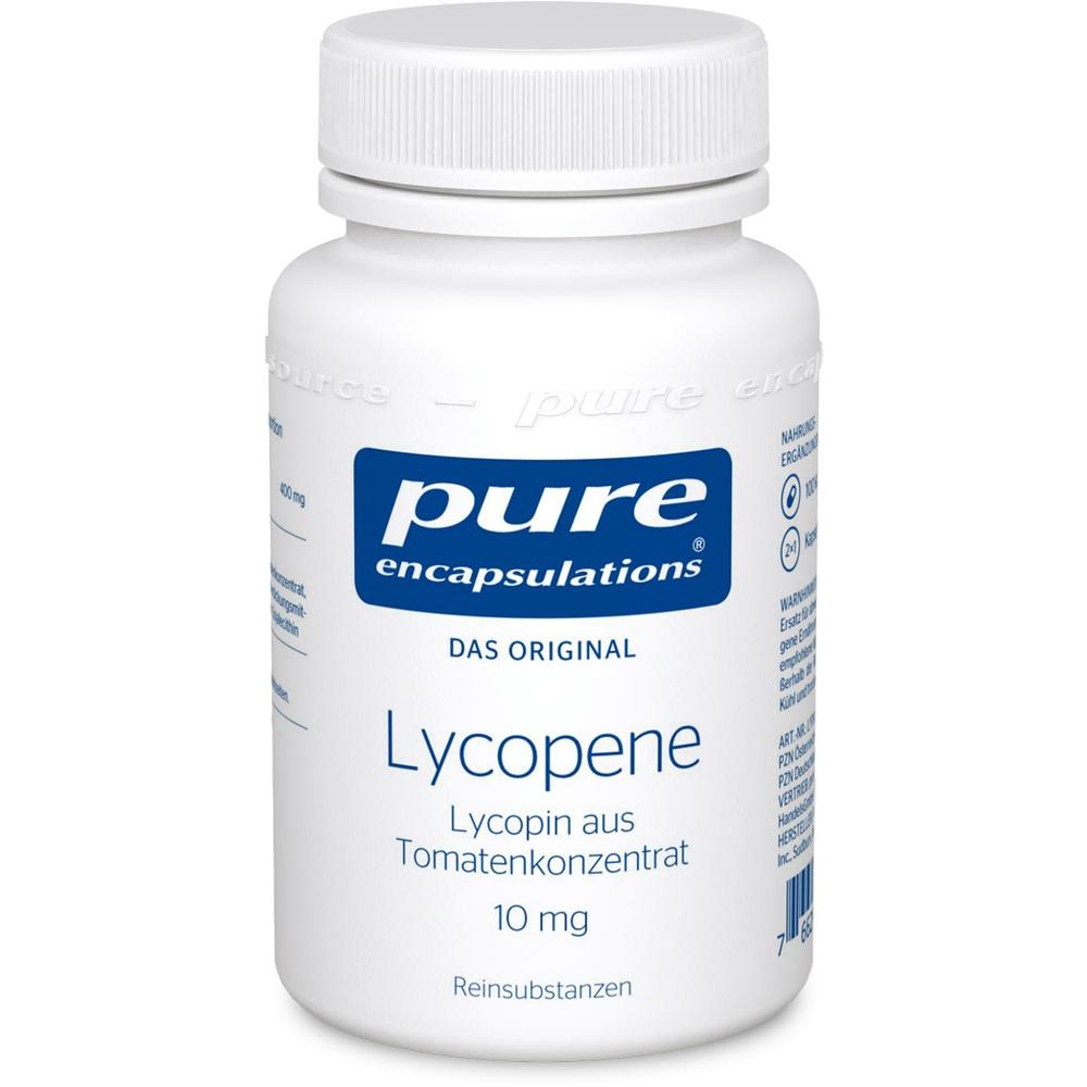 00010642, PURE ENCAPSULATIONS LYCOPENE 10MG, 100 ST