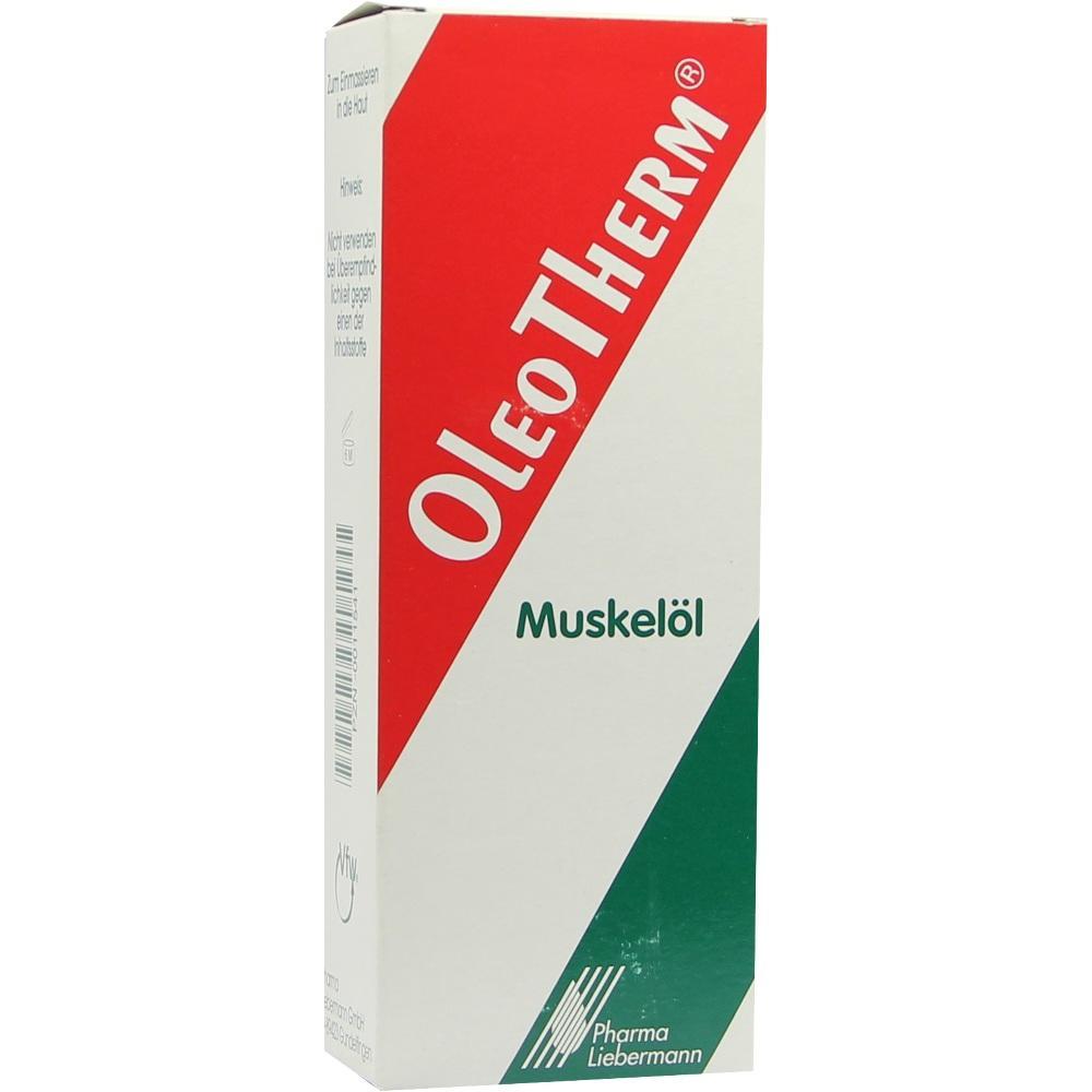 00011541, OleoTherm Muskelöl, 100 ML