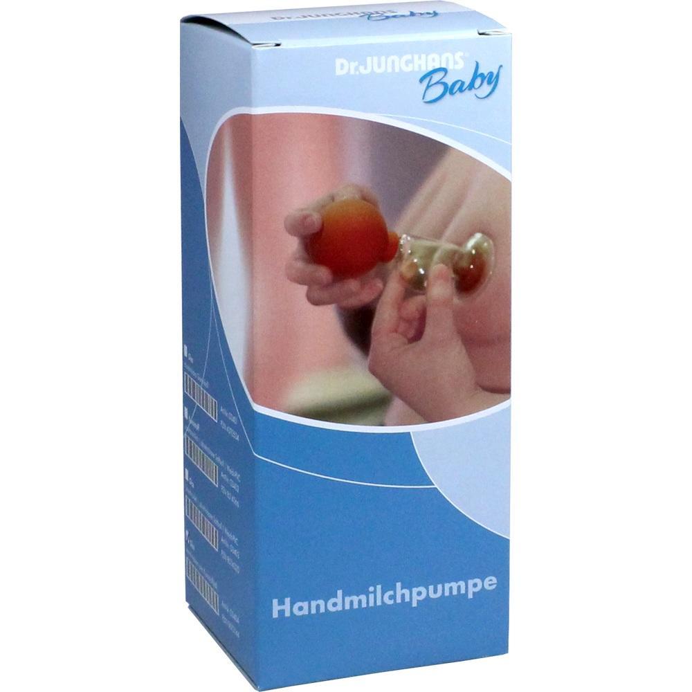 00012144, Milchpumpe Hand Kunststoffball mit Glas, 1 ST