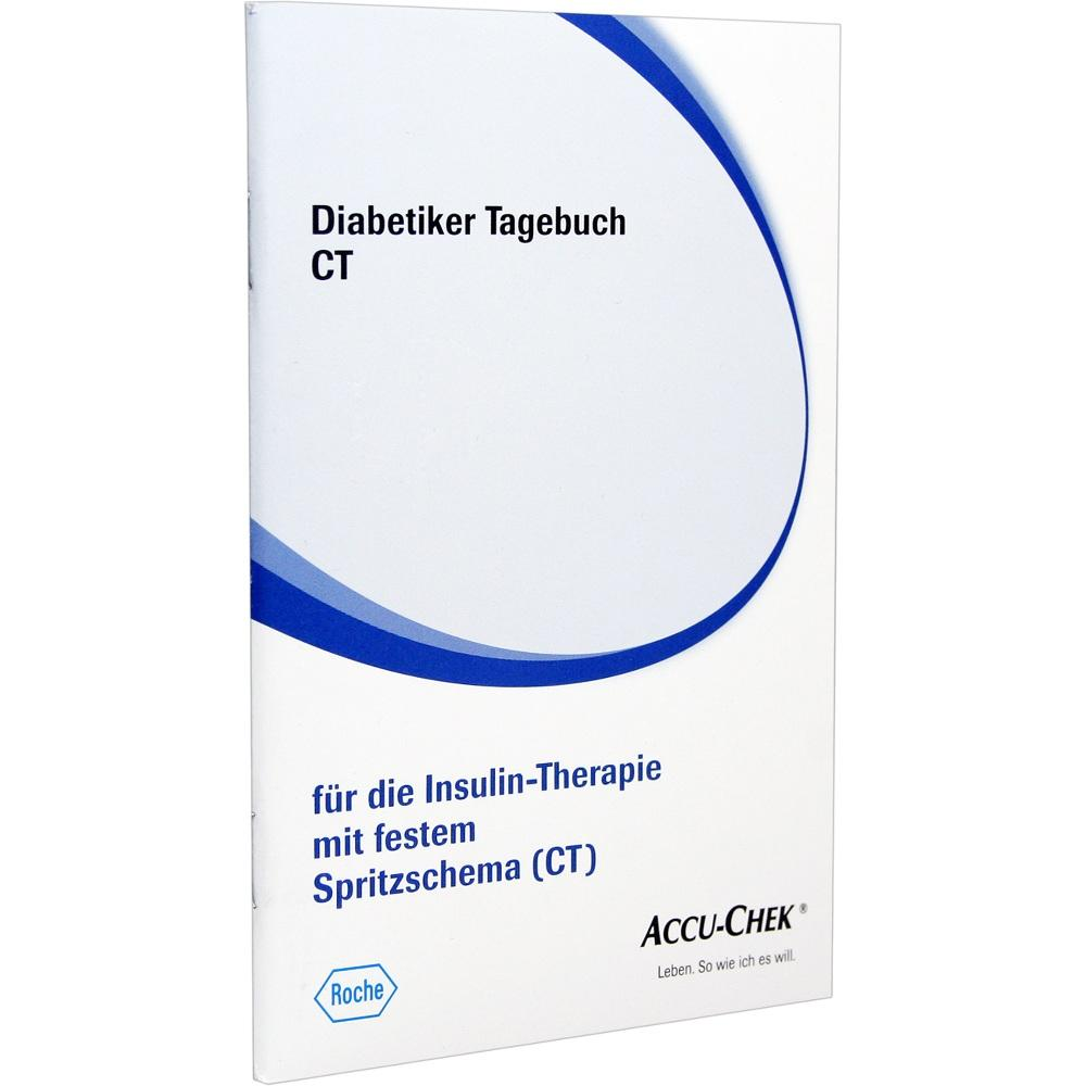 00021870, Diabetiker Tagebuch CT, 1 ST