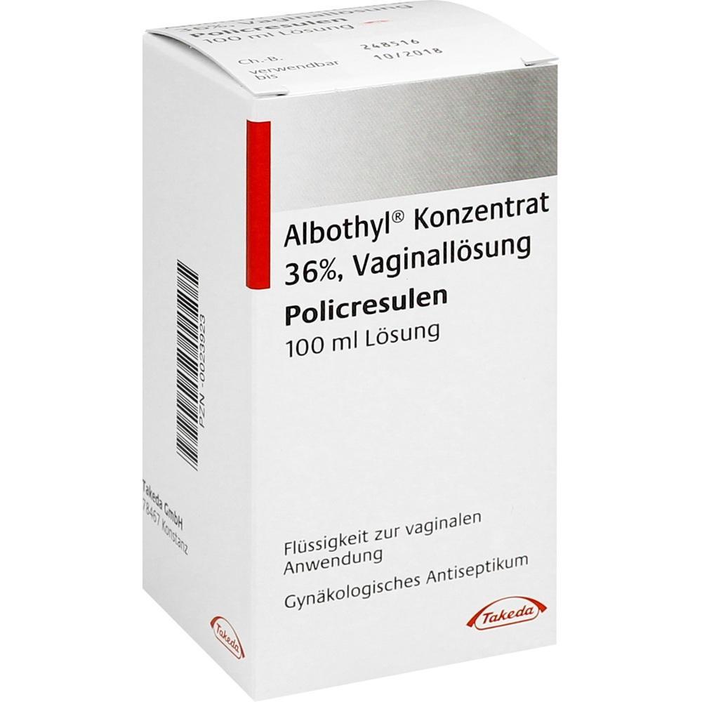 00023923, ALBOTHYL KONZENTRAT, 100 ML