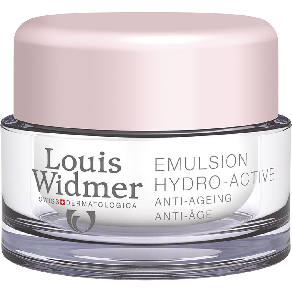 00026577, Widmer Tagesemulsion Hydro-Active leicht parfümier, 50 ML
