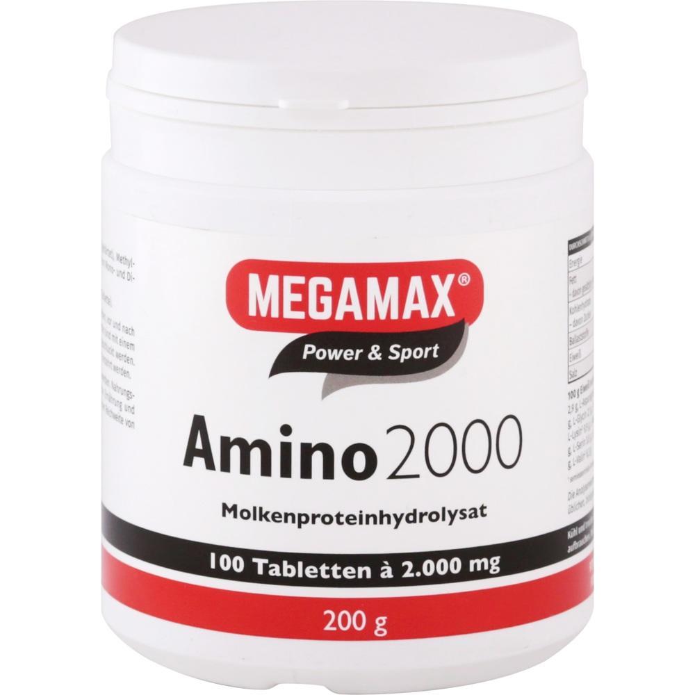 00027619, Amino 2000 Megamax, 100 ST