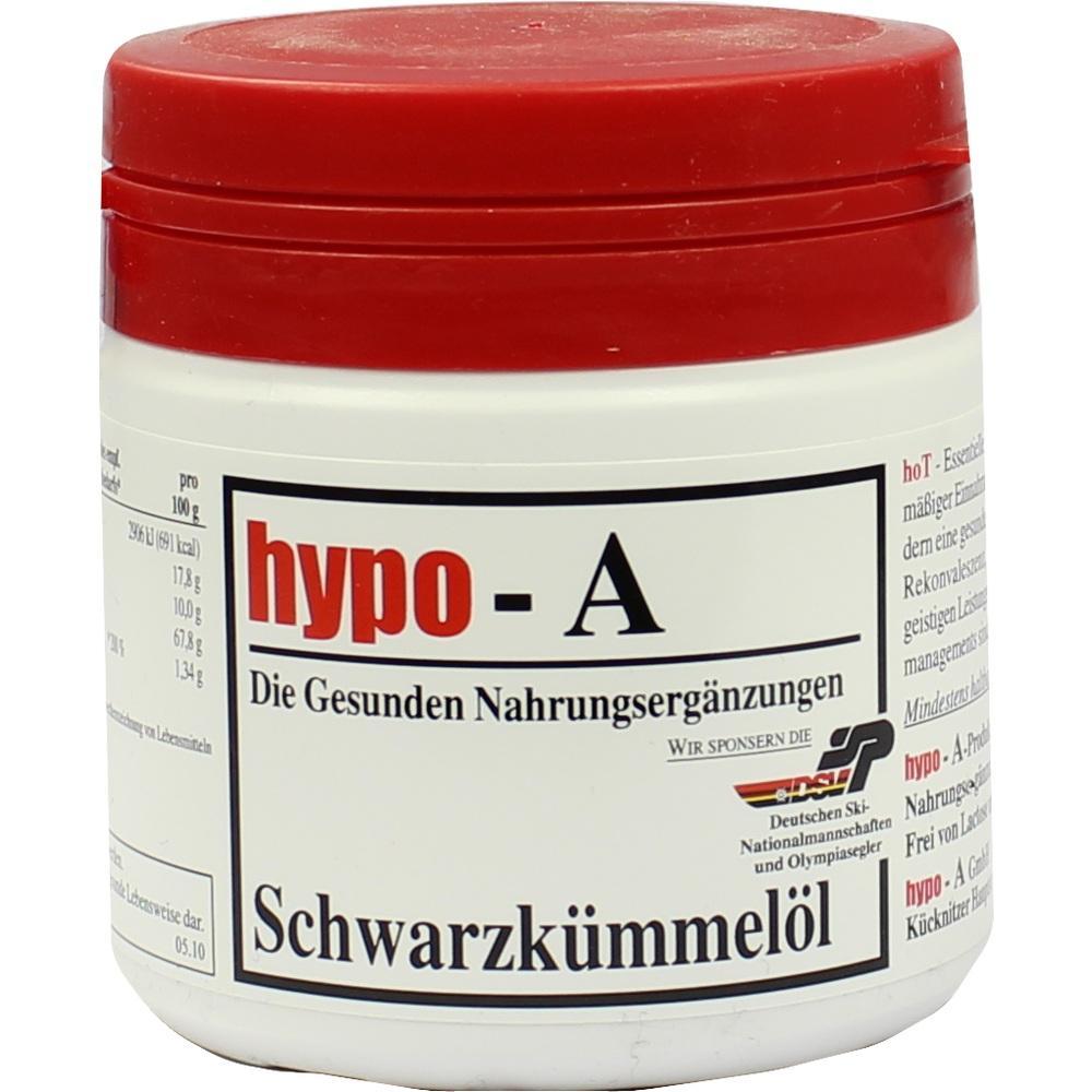 00028524, hypo-A Schwarzkümmelöl, 150 ST