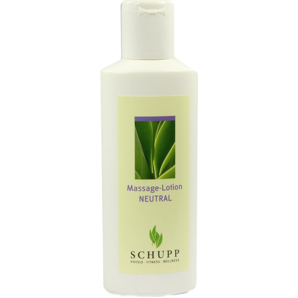 00038907, Massage Lotion neutral, 200 ML