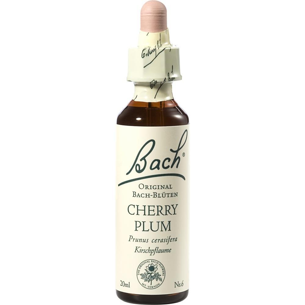 00046663, Bach-Blüte Cherry Plum, 20 ML
