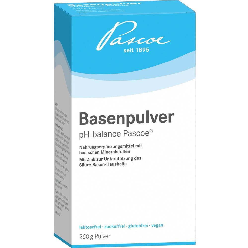 00047415, Basenpulver Pascoe, 260 G