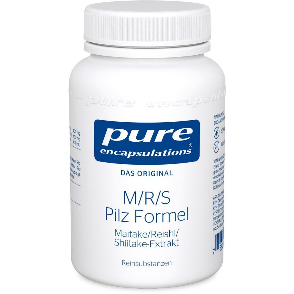 00048768, PURE ENCAPSULATIONS M/R/S PILZ FORMEL, 60 ST