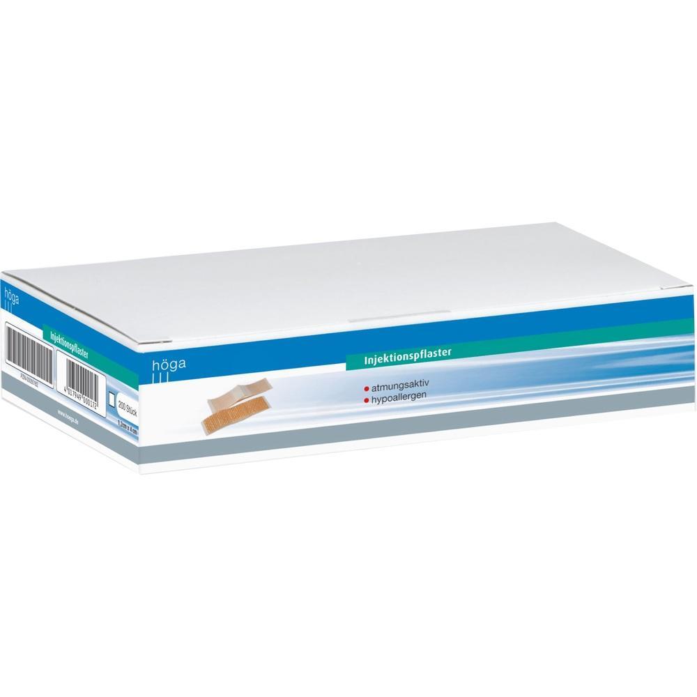00050162, Injektionspflaster hypoallergen 1.2x4cm, 200 ST