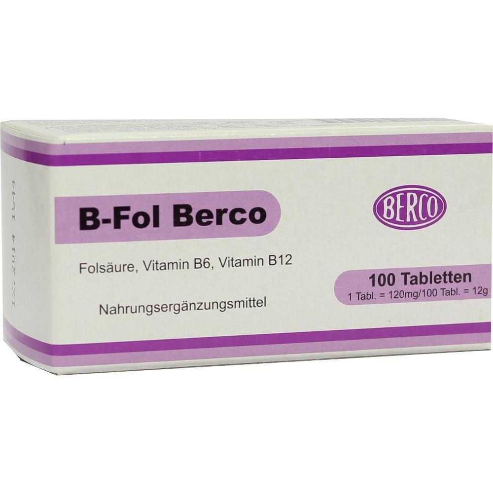 00050966, B-Fol Berco, 100 ST
