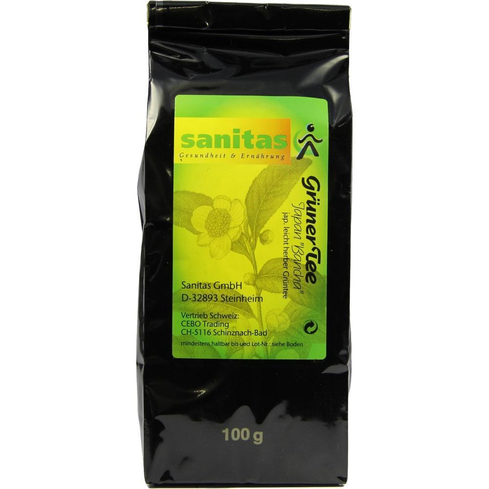 00051486, Grüner Tee-Japan Bancha, 100 G