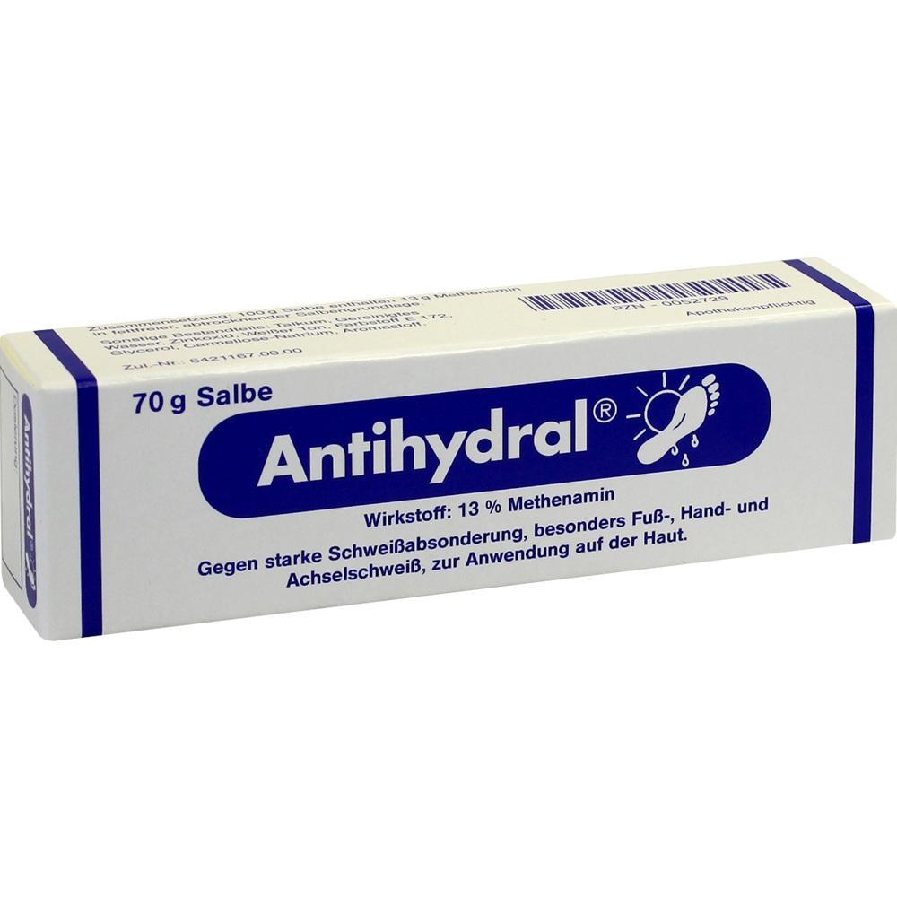 00052729, ANTIHYDRAL, 70 G