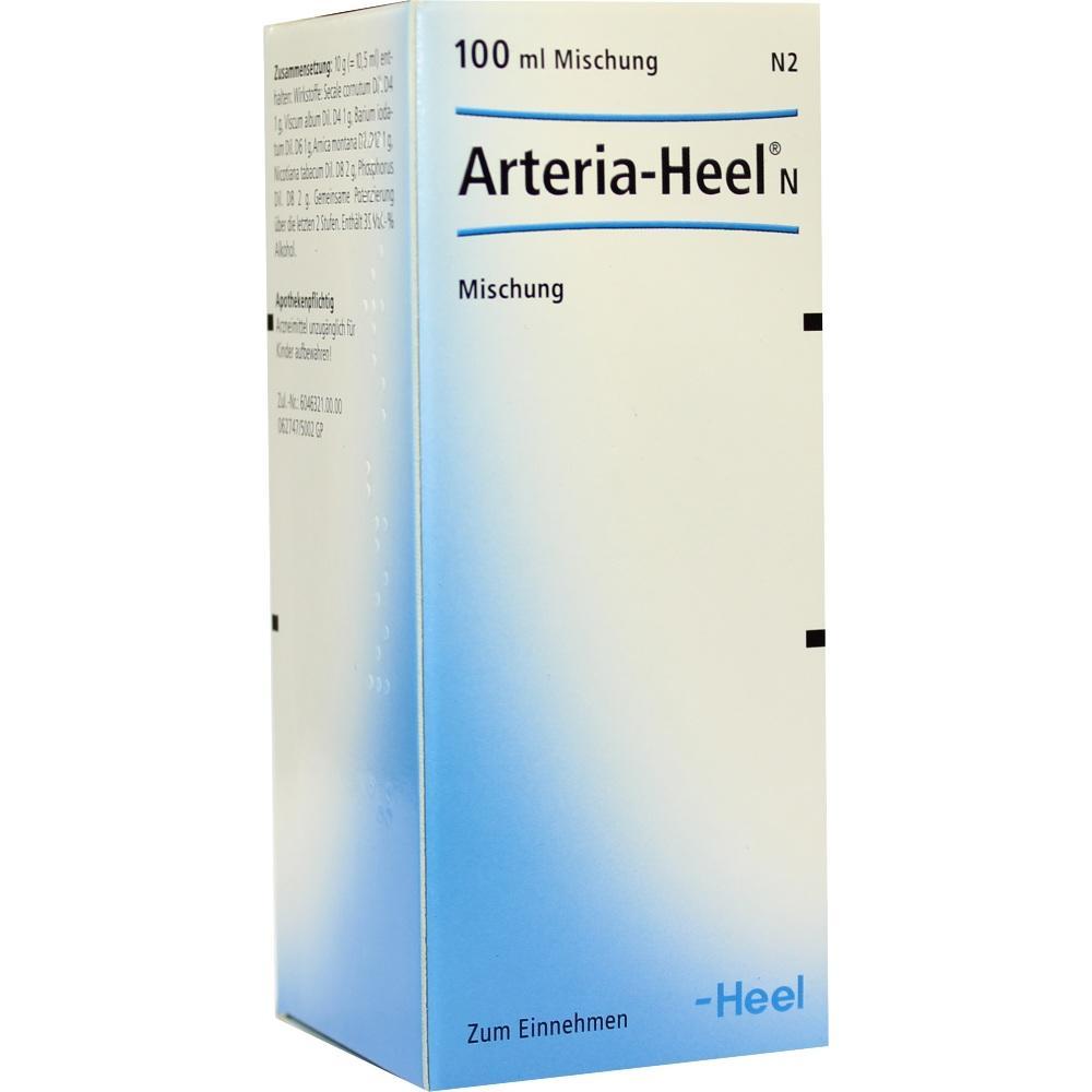 00052818, ARTERIA HEEL N, 100 ML