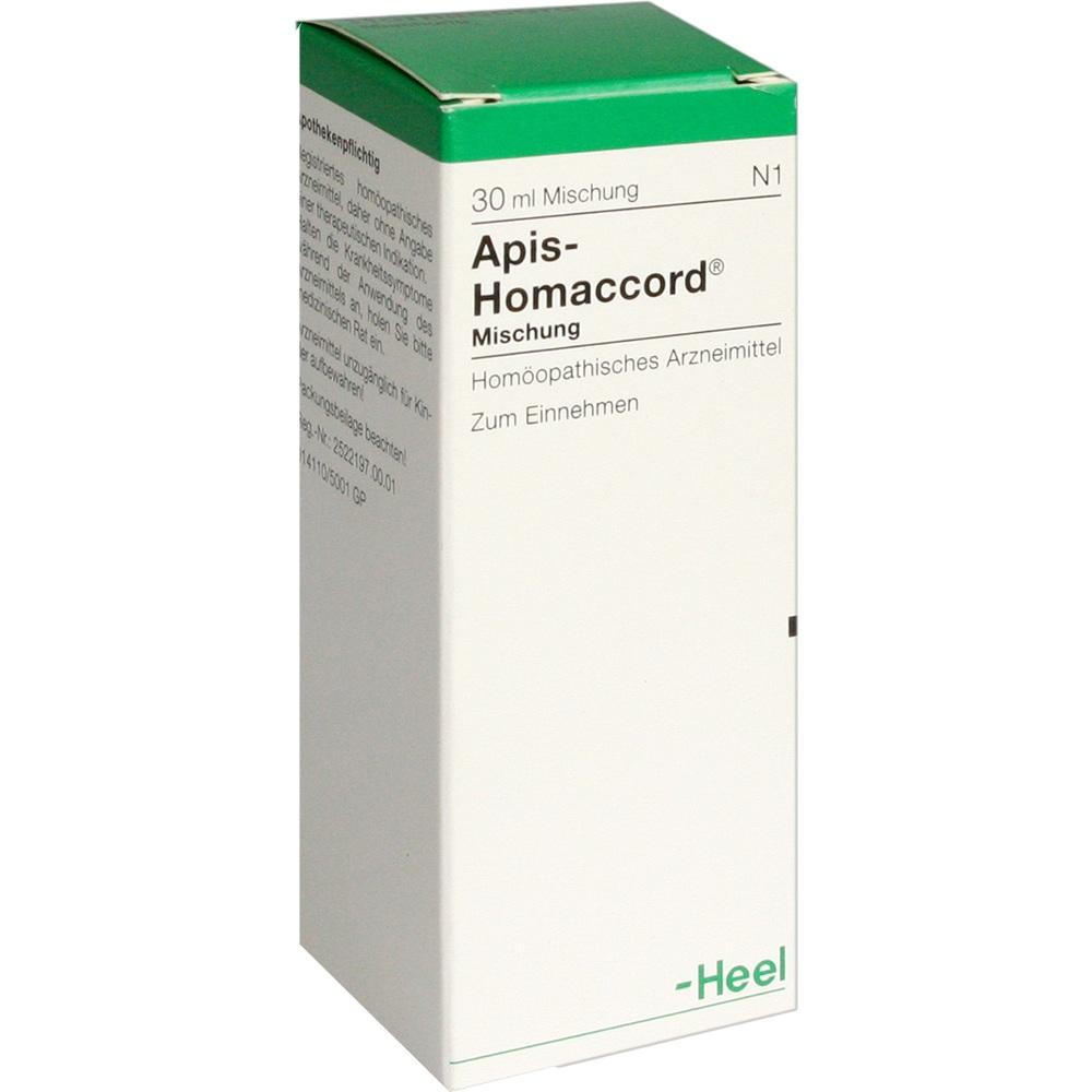 00059513, APIS HOMACCORD, 30 ML