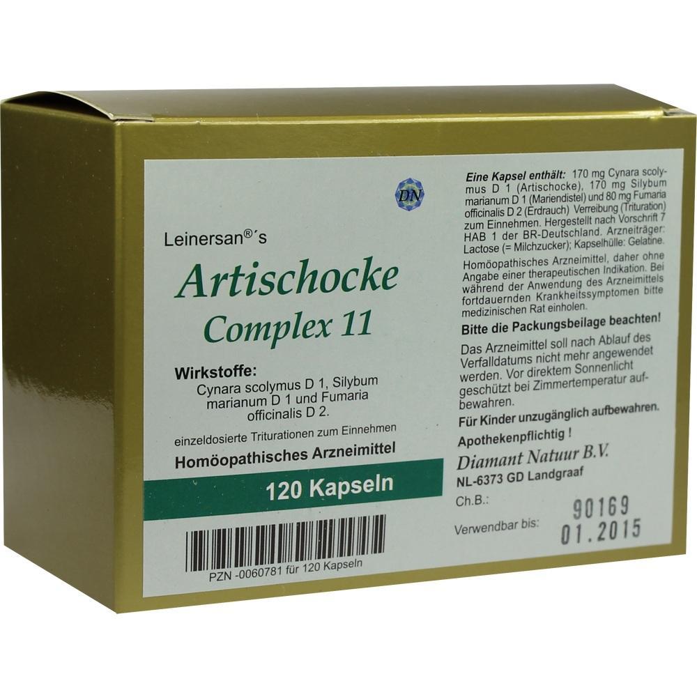 00060781, Artischocke Complex 11 Leinersan, 120 ST