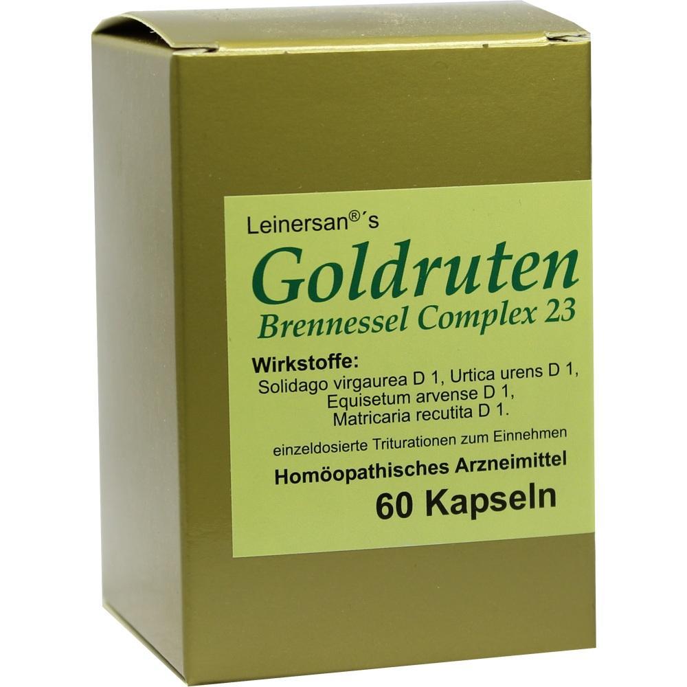 00061183, Goldruten Brennessel Complex 23 Leinersan, 60 ST