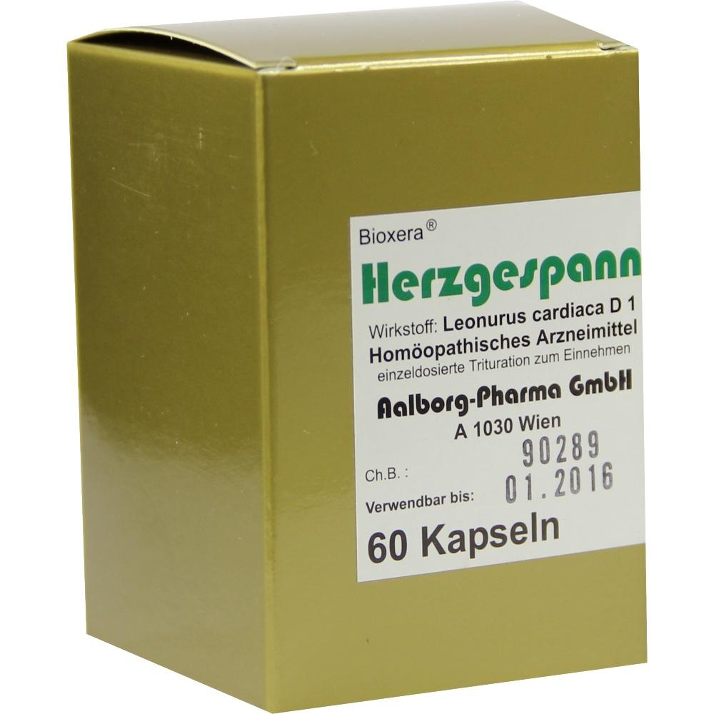 00062395, Herzgespann Bioxera, 60 ST