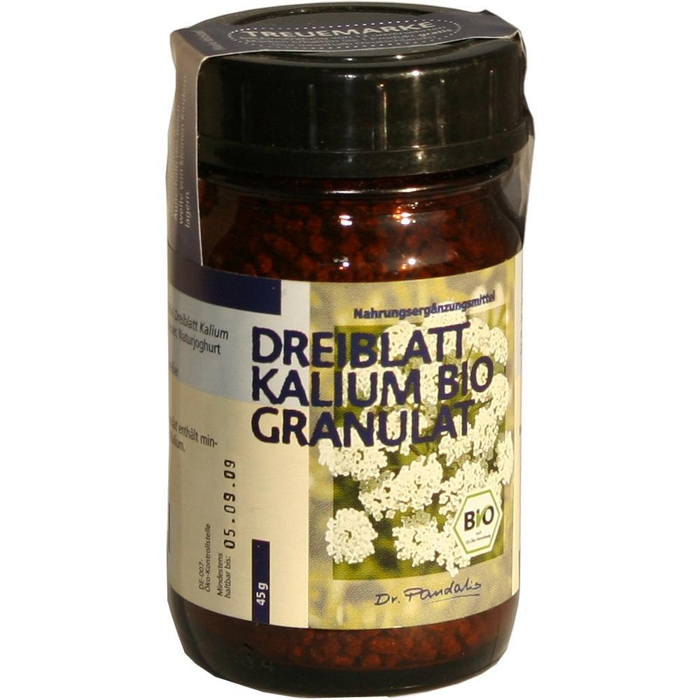 00064431, Dreiblatt Kalium Granulat, 45 G