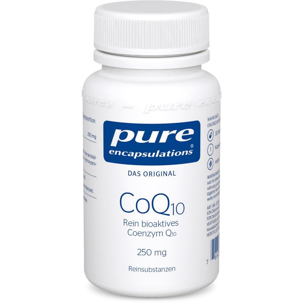 00064684, PURE ENCAPSULATIONS COQ10 250MG, 30 ST