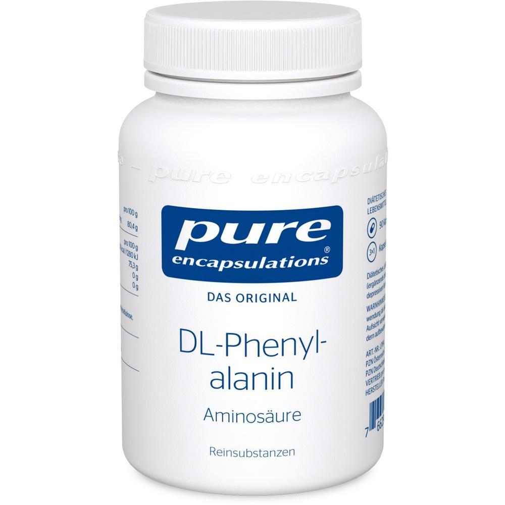 00064827, Pure Encapsulations DL-Phenylalanin, 90 ST