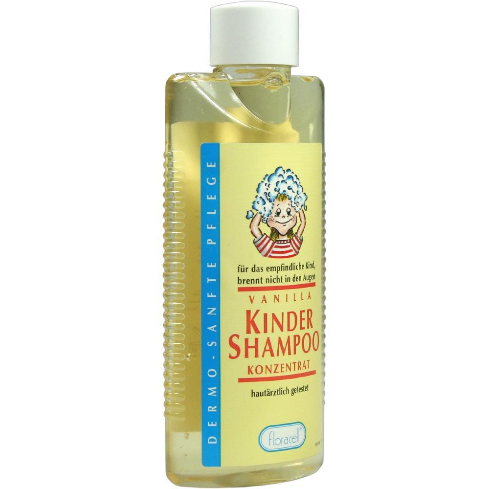 00072028, Vanilla-Kinder-Shampoo FLORACELL, 200 ML