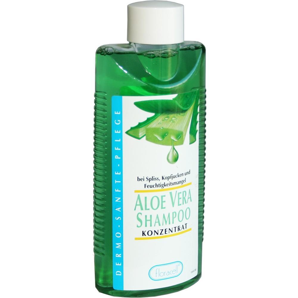 00072040, Aloe Vera Shampoo Floracell, 200 ML