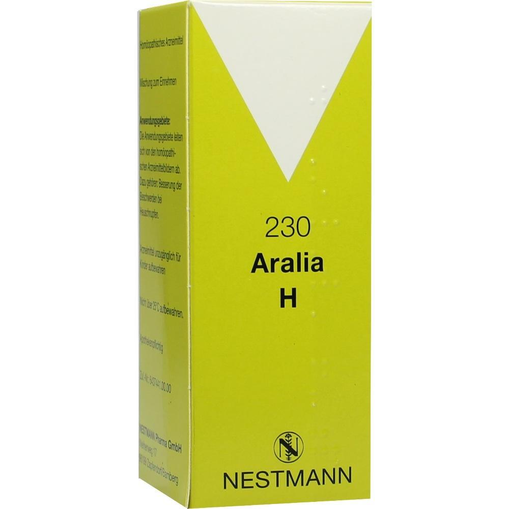 00075185, Aralia H 230 Nestmann, 50 ML