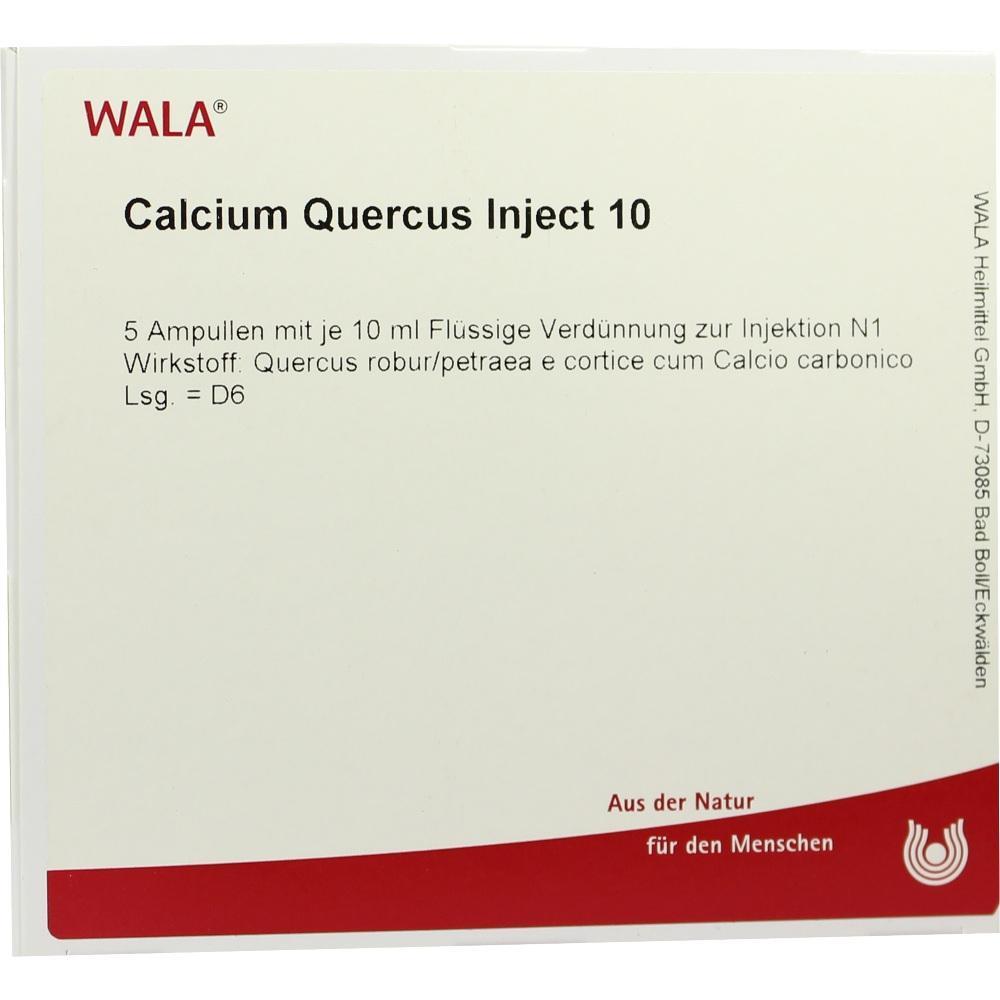 00079898, Calcium Quercus Inject 10, 5X10 ML