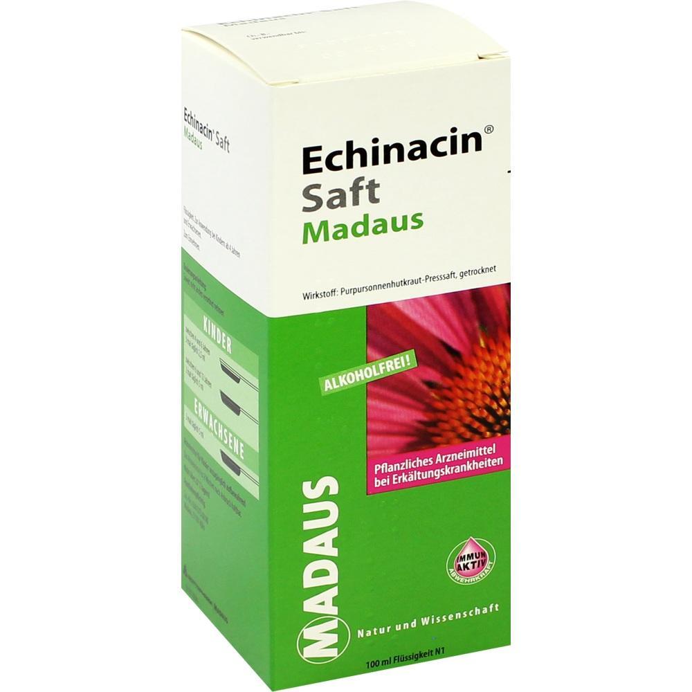00085002, Echinacin Saft, 100 ML