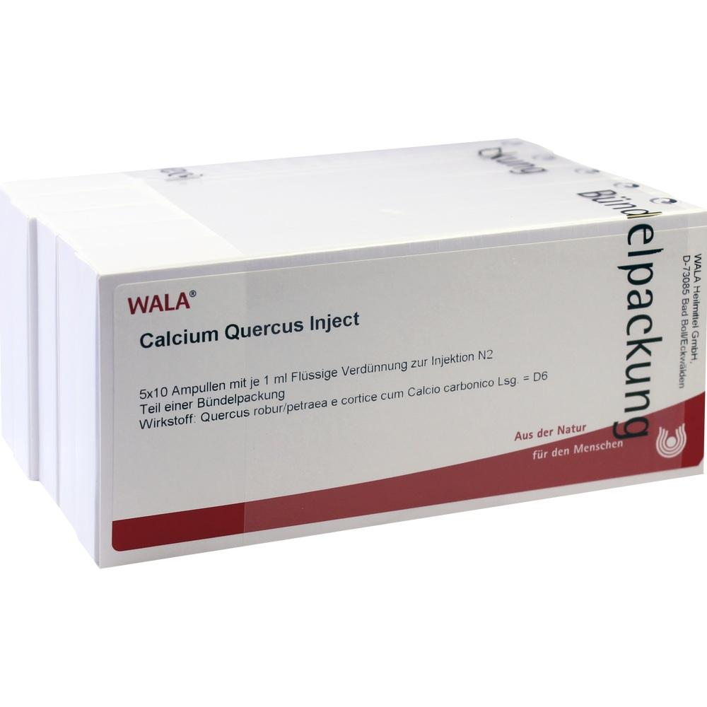 00089879, Calcium Quercus Inject, 50X1 ML