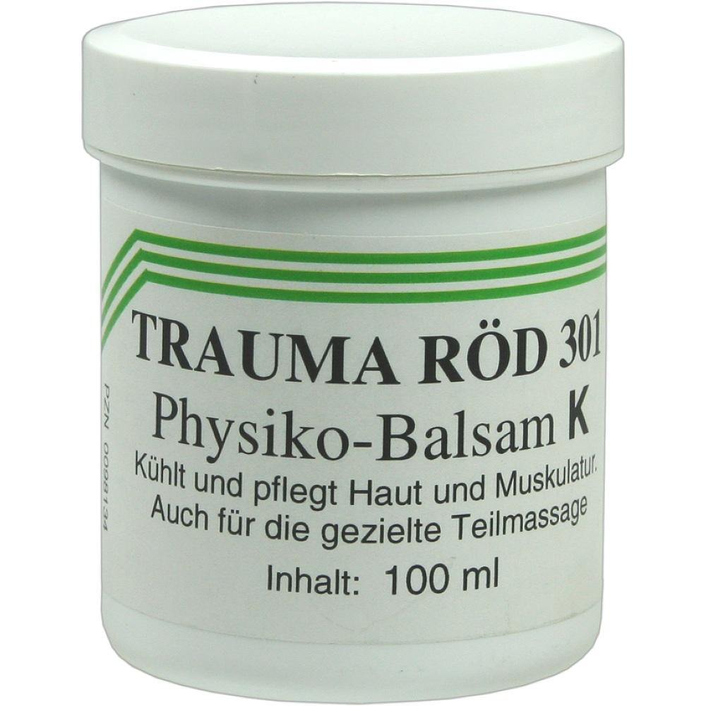 00098134, Trauma RÖD 301 Physiko Balsam K, 100 ML