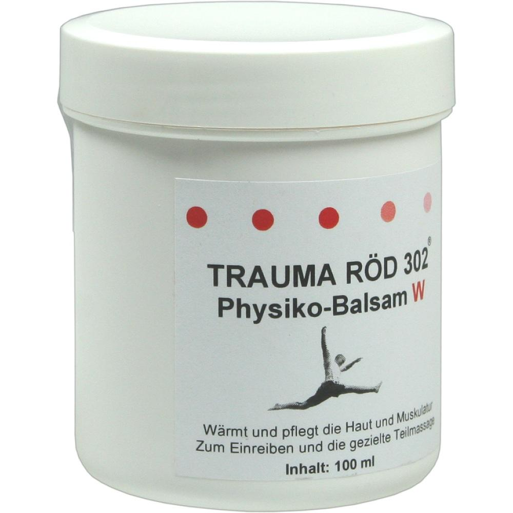 00098186, Trauma RÖD 302 Physiko Balsam W, 100 ML